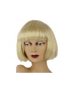 Pruik Chinese Girl Blond