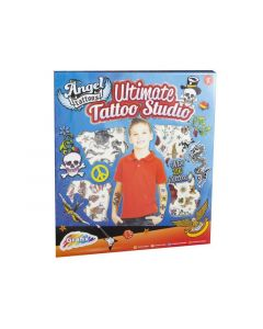 Grafix 13-0550/Boy/17 Tattoo Set Jongens