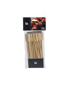 Satestokjes Bamboo 50Sts 18Cm