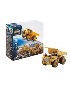 Revell 23495 Mini Rc Construction Cars Dump Truck