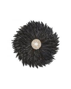 Juju Feathers 30 Cm Anthracite