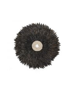 Juju Feathers 50 Cm Anthracite