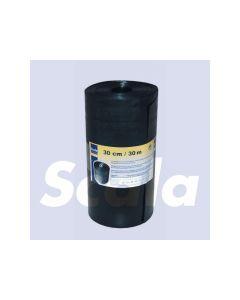 Ds-Folie  Verpakt Zwart 15Cm*30M Eob