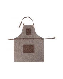 Tuscan Schort 70X90 Cm Charcoal