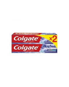 Colgate Max Fresh Shockwave 75Ml Duo