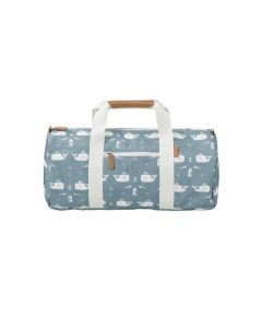 Fresk Weekend Tas Whale Blue Fog