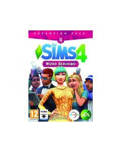 Dvdg Sims 4 - Word Beroemd (Add-On)