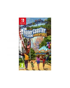 Nintendo Switch Rollercoaster Tycoon Adventures