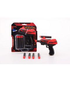 Tack Pro Pocket 1 With 6 Darts 11Cm