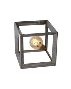 Lucide Thor Tafellamp E27 25/25/25Cm Natuurlijk Ijzer