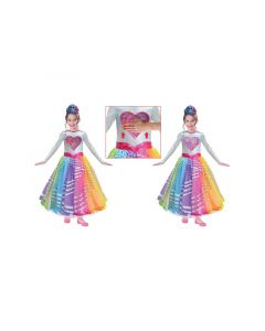 Barbie Rainbow Magic Deluxe Costume 8/10 Years