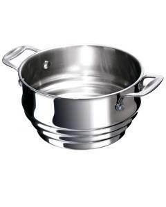 Beka Chef Multi Steamer 3 Maten 16-18-20Cm