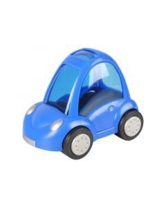 Flamingo Ks Bertrand Auto Blauw 14X9X11Cm