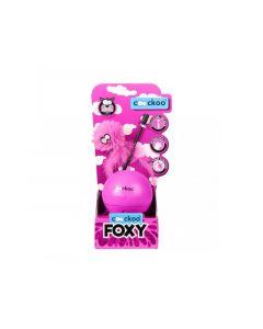 Foxy Magic Ball  Roze