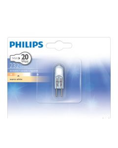 Philips Lamp Halo Caps 14W G4 12V Cl 1Bc/10