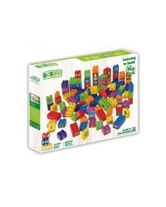 Biobuddi Learning To Build 100 Blocks