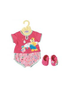 Baby Born Bath Pyjamas With Shoes