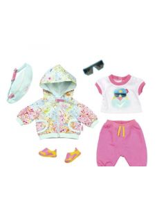 Baby Born Play&Fun Deluxe Biker Outfit