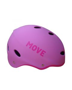 Maple Leaf Move Brain Helm Pink S 54-56