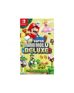 Nintendo Switch New Super Mario Bros U Deluxe