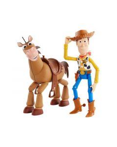 "Toy Story 7"" Gift Pack Woody & Bullseyes"