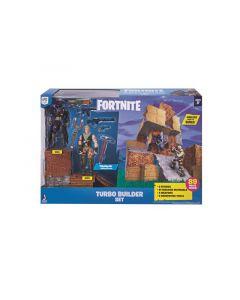 Fortnite - 2 Figure Pack Turbo Builder Set Jonesy And Raven