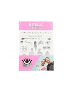 Lisa&Lena Metallic Tattoos