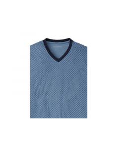 Schiesser Pyjama Lang 803 Maat 48