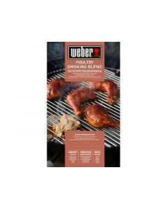 Weber Houtsnippers Smoking Poultry Blend