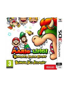 3Ds  Mario&Liugi- Bowser Inside Story