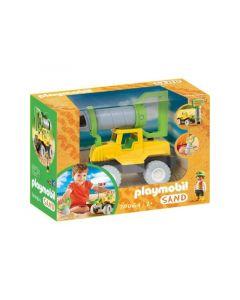 Playmobil 70064 Vrachtwagen Met Zandboor