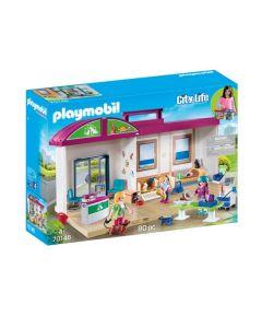 Playmobil 70146 Meeneem Dierenkliniek