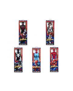 Spiderman Titan Power Pack Web Warriors