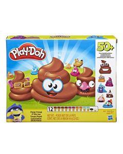 Playdoh Poop Troop