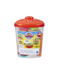 Playdoh Cookie Canister