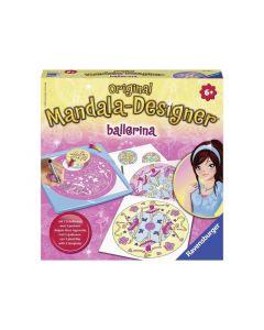 Mandala-Designer Midi 2 In 1 Ballerina