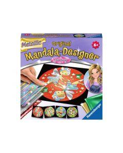 Mandala-Designer Mini Metallic Fantasy