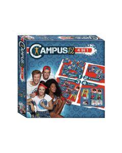 Campus 12 4 In 1 Speldoos