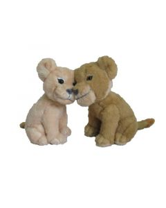 Lion King De Film Knuffel 17Cm Simba &Nala Knuffelen
