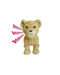 Lion King De Film Knuffel Simba 30Cm Beweegt En Brult