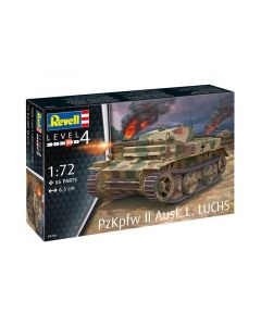 Revell 03266 Pzkpfw Ii Ausf. L Luchs