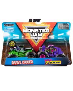Monster Jam 1:64 Die-Cast Trucks