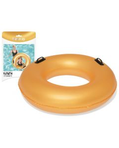 Bestway 36127 Gold Swim Ring 91Cm