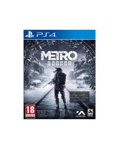 Ps4 Metro Exodus Pre Order Edition