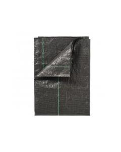 Gronddoek - Pp Zwart, 100 Gr/M² - 3,30 X 5 M