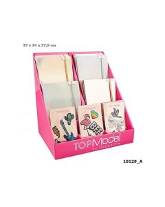 Topmodel Diy Notebook Gold