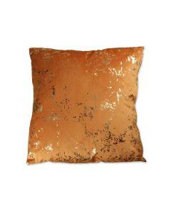 Kussen Naomi 45X45Cm Leather Brown