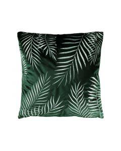 Kussen Botanic 45X45Cm Dark Green