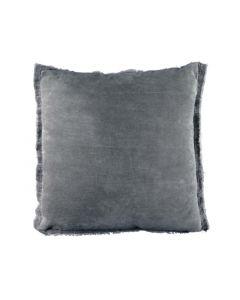 Kussen Feline 45X45Cm Dark Grey