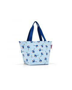 Reisenthel Shopper M Leaves Blue
